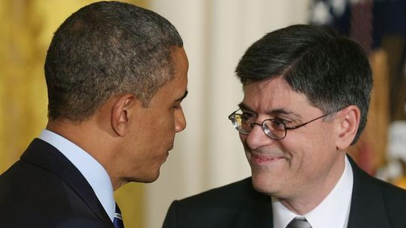Jacob Lew: Obamas neuer Zahlendolmetscher