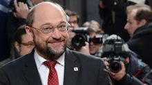 Europaparlamentspräsident Martin Schulz vergangenen Dezember in Brüssel