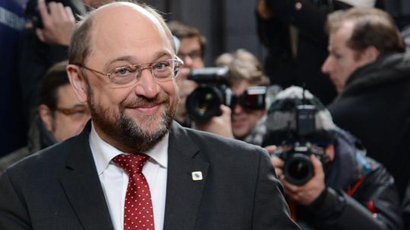 """Martin Schulz: """"Zypern hat ein Recht auf Gleichbehandlung"""""""