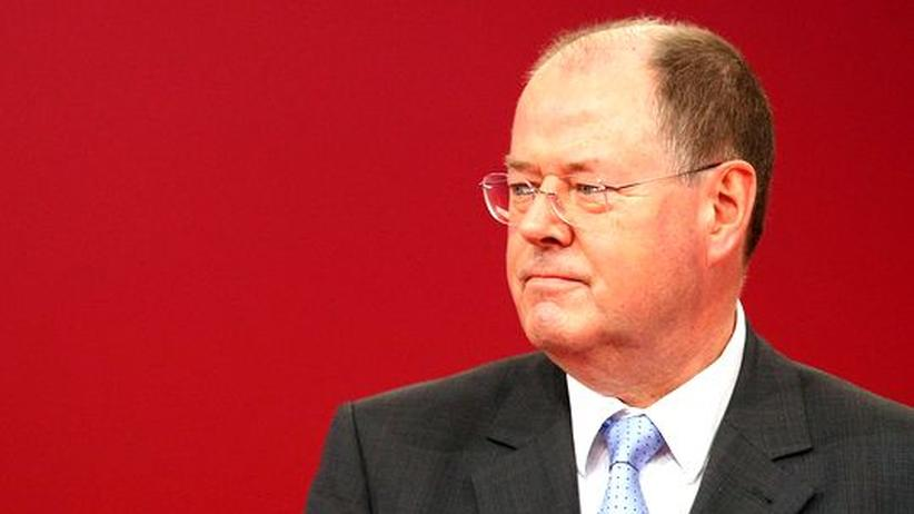 """Debatte über Kanzlergehalt: """"Steinbrück hat die Wähler gekränkt"""""""