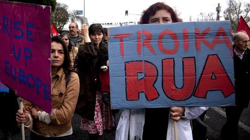 Troika: Portugal lässt Spar-Etat von Verfassungsrichtern prüfen