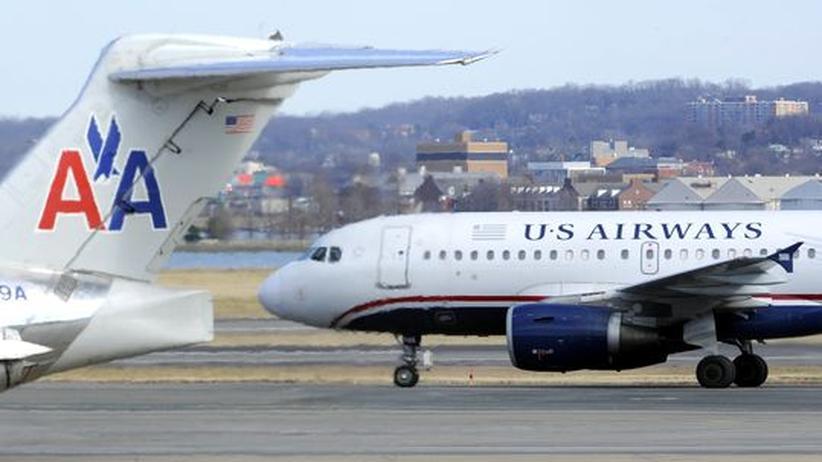 Fusion: American Airlines und US Airways fusionieren zur weltweit größten Fluglinie