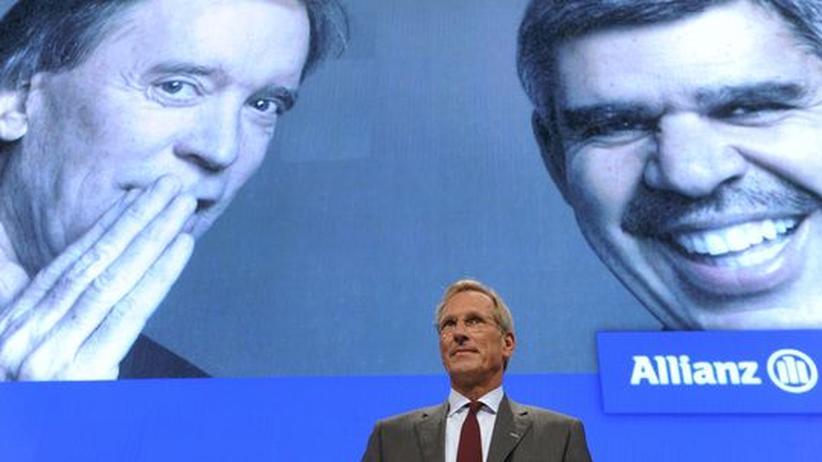 Jahresbilanz: Allianz verdoppelt Gewinn