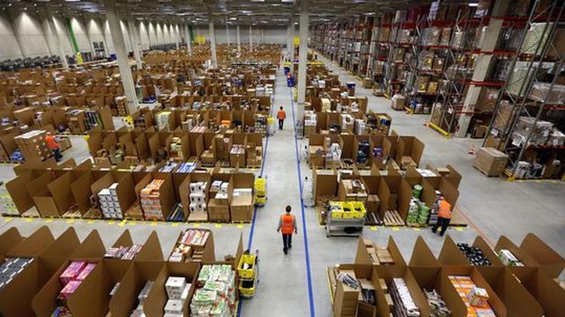 Versandhändler: Amazon trennt sich von umstrittenem Sicherheitsdienst