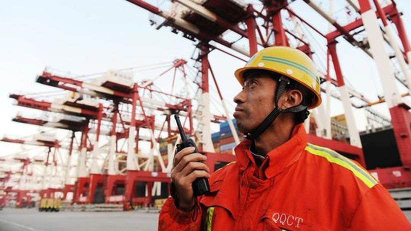 Konjunktur: China steigert Exporte um ein Viertel