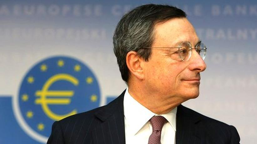 Euroraum: EZB belässt Leitzins auf Rekordtief