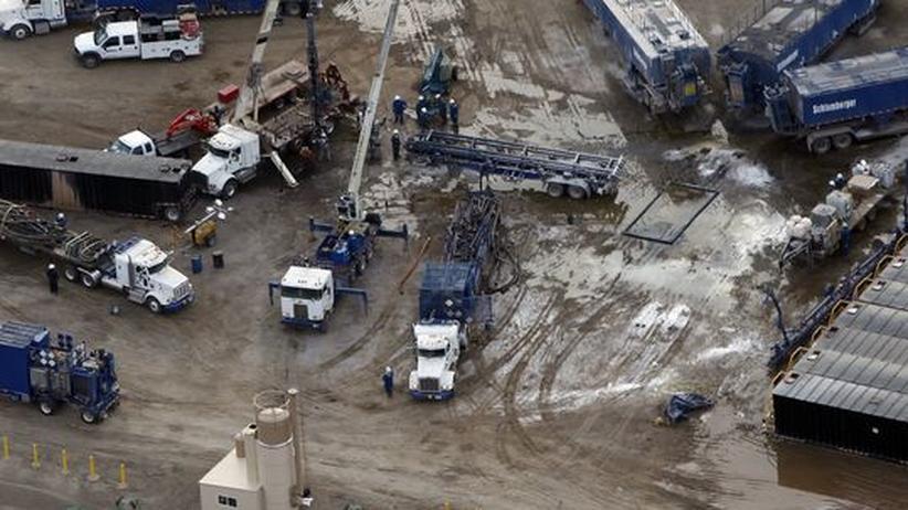 Schiefergas-Förderung: Schwarz-gelbe Initiative will Fracking in Deutschland durchsetzen