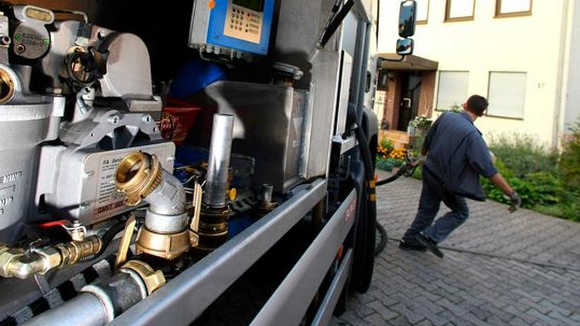 Energie: Studie warnt vor drastisch steigenden Heizölpreisen