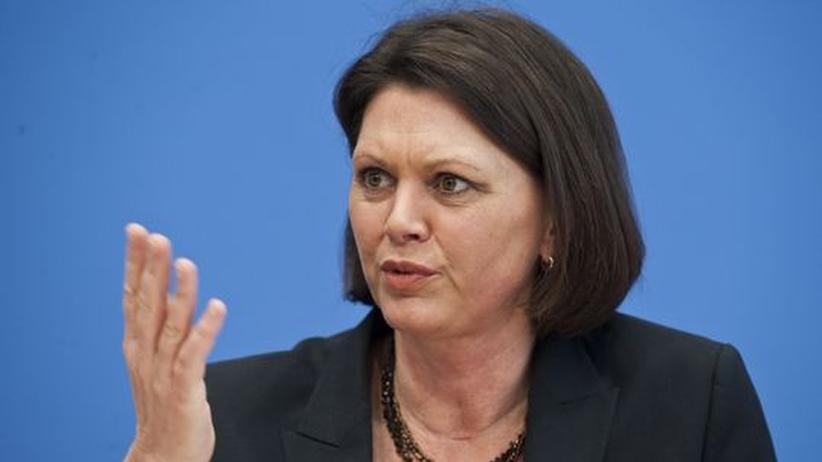 """Ilse Aigner: """"Keine Kürzungen zulasten deutscher Bauern"""""""