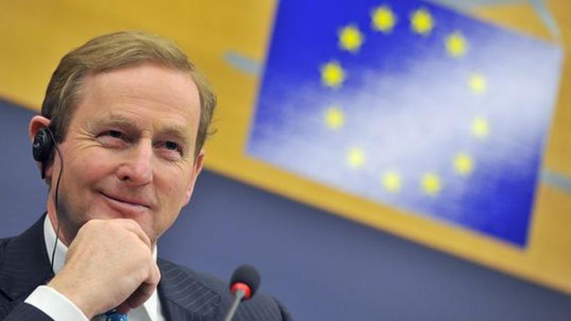 Euro-Krise: Irlands Regierungschef Enda Kenny