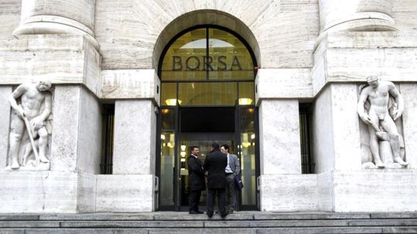 Finanzmarkt: Italien-Wahl setzt Anleihen unter Druck