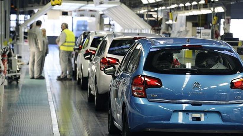 Automobilindustrie: Peugeot macht höchsten Verlust der Unternehmensgeschichte