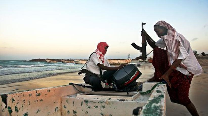 Horn von Afrika: Somalias Piraten vergeht die Lust am Kapern
