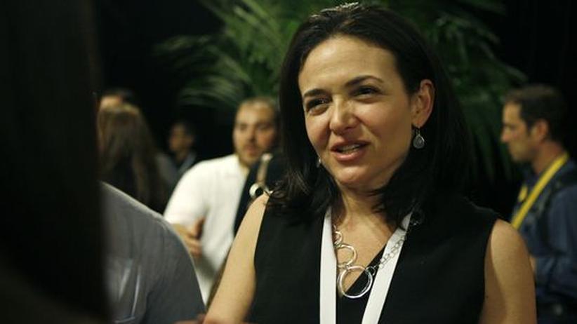 Sheryl Sandberg: Frau Facebook