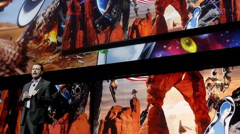 """Playstation 4: Sony sucht Heil in """"mächtigem Spielenetzwerk"""""""