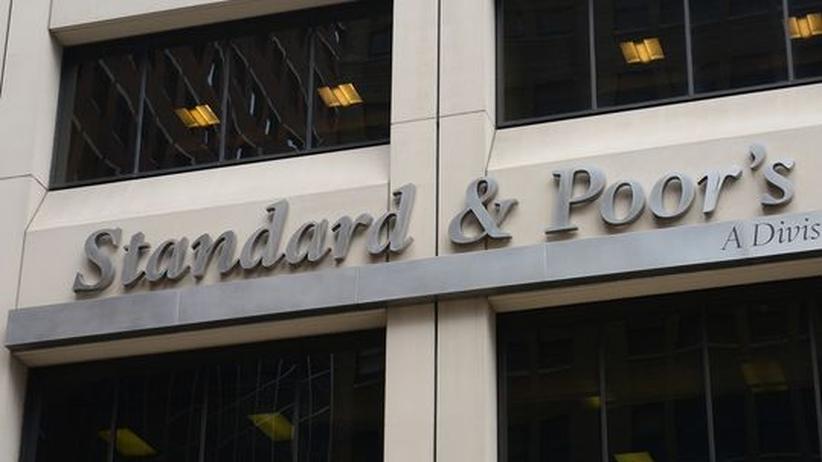 Finanzkrise: US-Regierung will Rating-Agentur S&P verklagen
