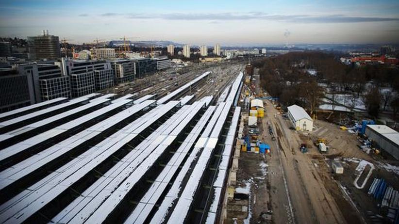 Bahnhofsprojekt: Bund erwägt Ausstieg aus Stuttgart 21