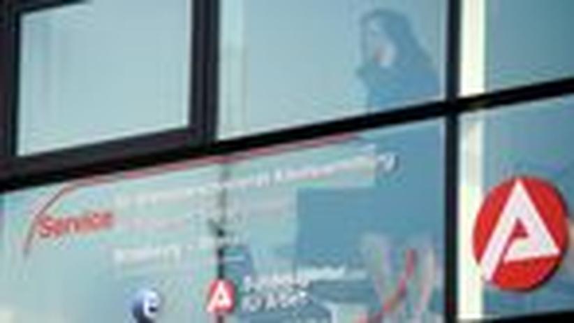 Arbeitsagentur: Jobvermittlung für Franzosen