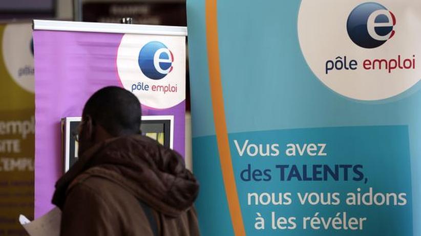 Konjunktur: Frankreich hat so viele Arbeitslose wie zuletzt 1999