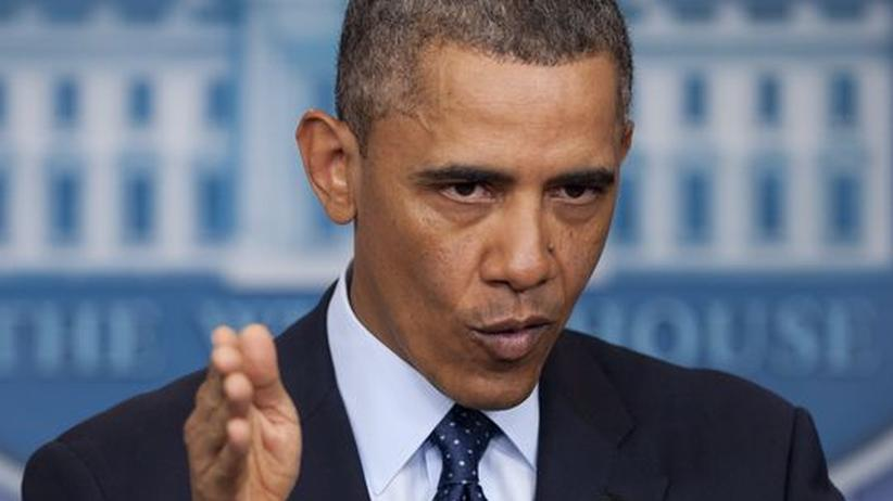 Haushaltskürzungen: Obama verordnet den USA Zwangssparen