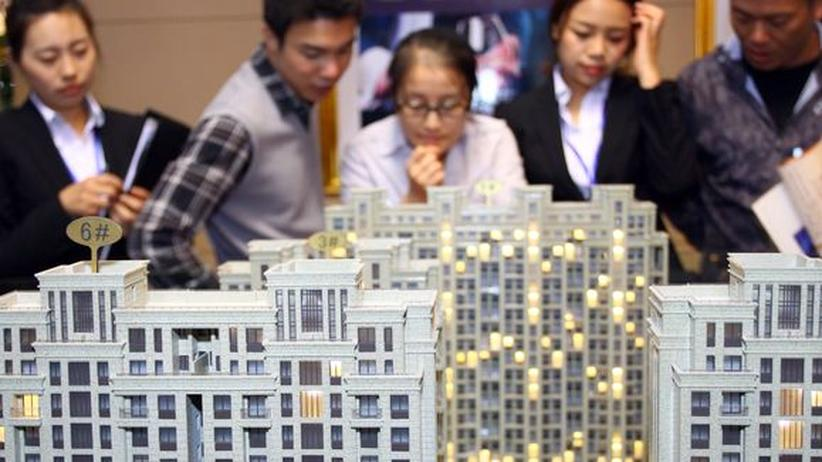 Immobilien: China geht shoppen