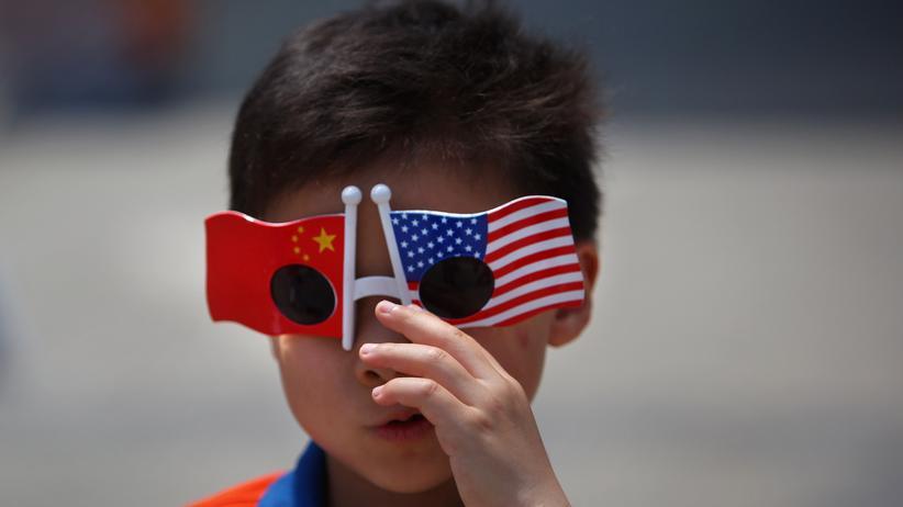 """""""Chimerika"""": China und die USA sind ein zänkisches Paar"""