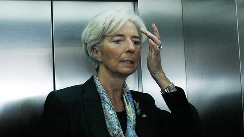 IWF-Direktorin: Lagarde und die Schatten einer alten Affäre