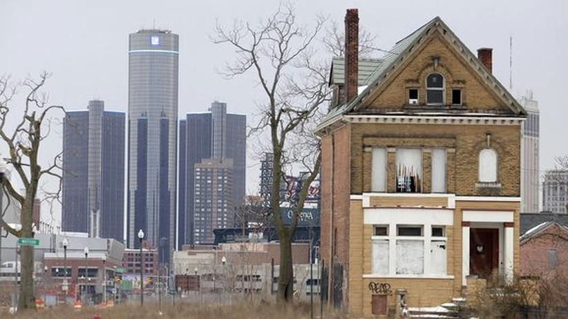 Autokrise: Staat übernimmt Finanzkontrolle in Detroit