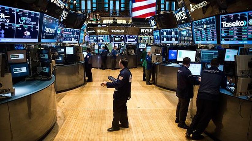 Aktienmarkt: Dow Jones erreicht historischen Höchststand
