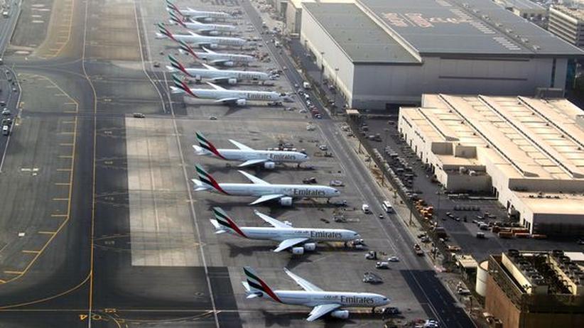 """Chef des Dubai-Airport: """"Nicht nur Demokratie funktioniert"""""""