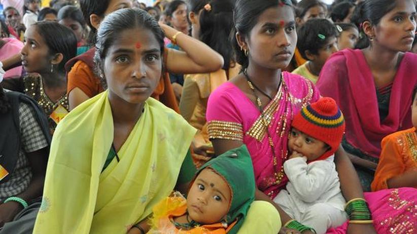 Diskriminierung: Indien ermordet seine Frauen