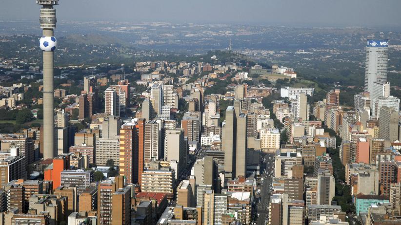 Immobilienhändler Adam Levy: Party und Strand veredeln Johannesburgs Moloch