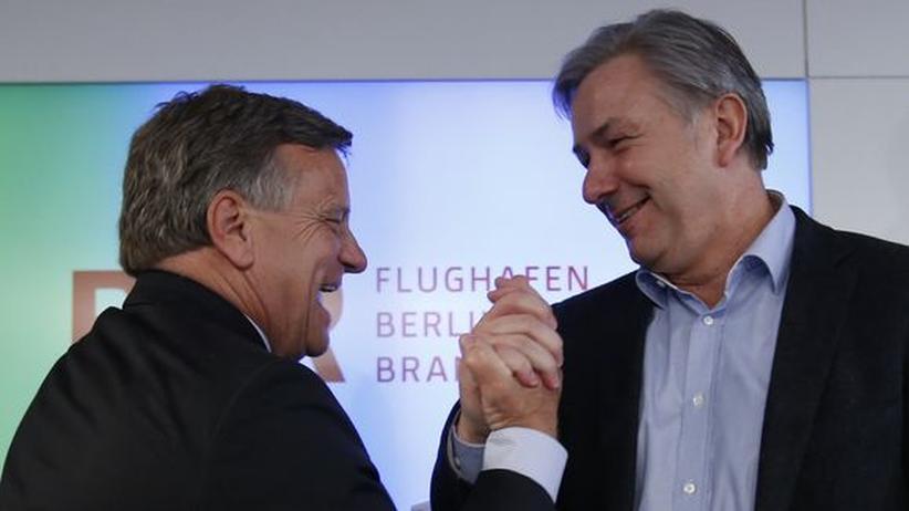 Flughafenbau: Wowereit verteidigt Mehdorns Ernennung zum BER-Chef