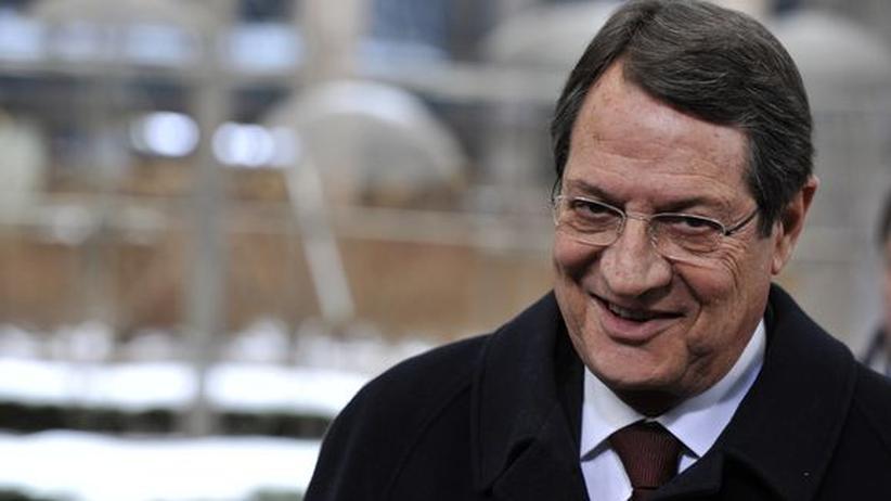 EU-Rettungsplan: Verhandlungen von Zypern mit der Troika kommen voran