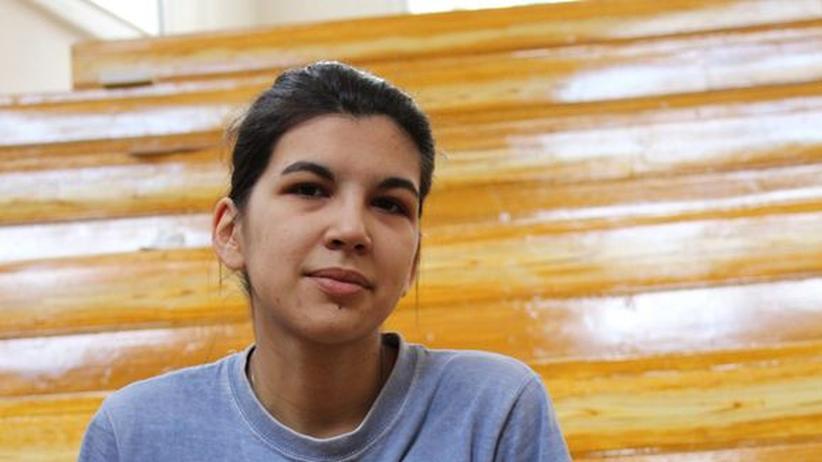 Proteste gegen Orbán: Die Studentin Pirka wohnt in einem besetzten Hörsaal.
