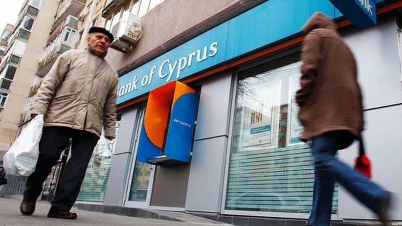 Zahlungsverkehr: Zyperns Banken bleiben geschlossen