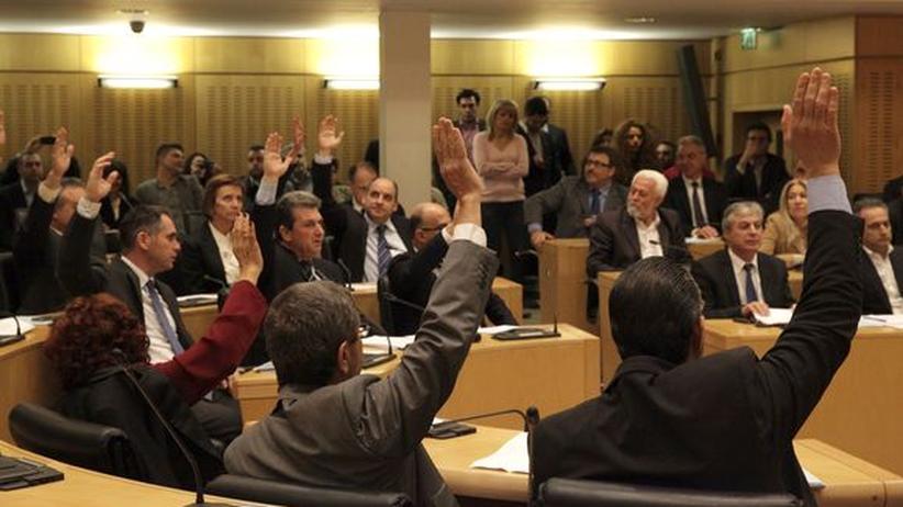 Schuldenkrise: Zypern präsentiert den Plan B
