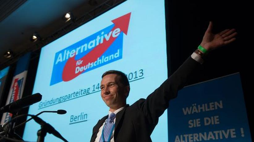 Anti-Euro-Partei: Der Parteigründer Bernd Lucke