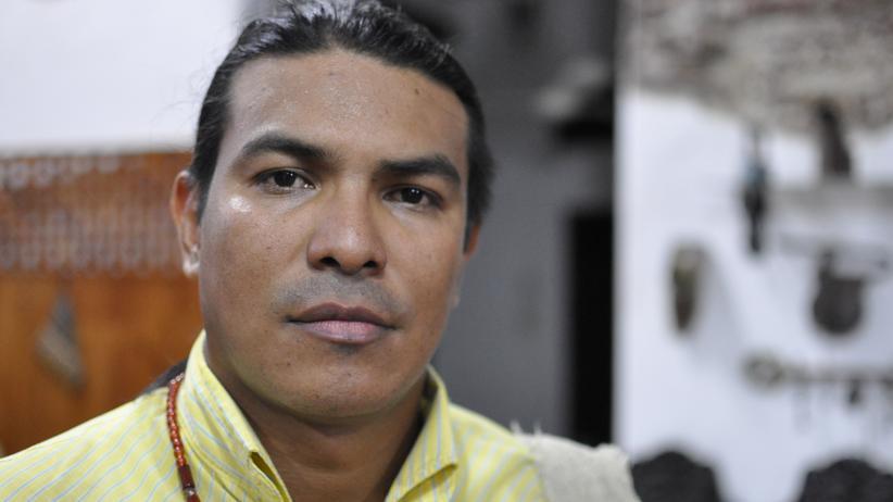 """Kolumbien: """"Die Kohle ist blutbefleckt"""""""