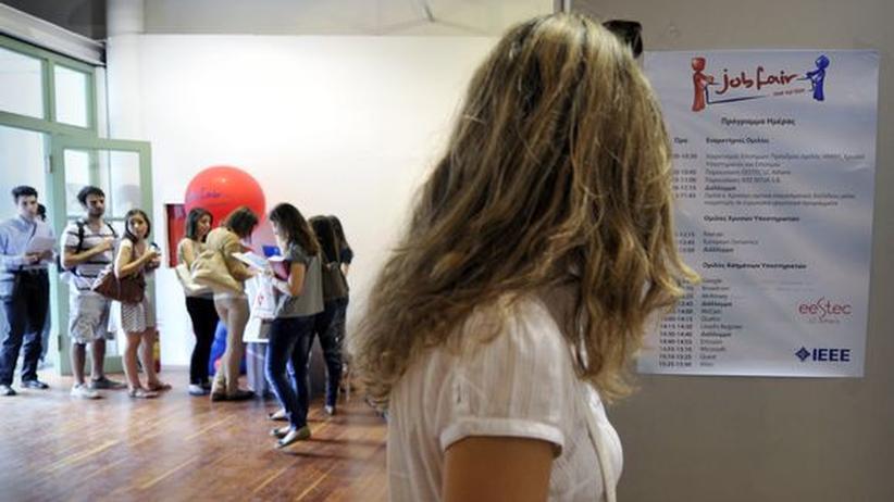 Arbeitslosigkeit: Helft ihnen, jetzt!