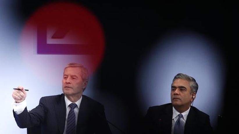Bankenaufsicht: Bundesbank prüft angebliche Bilanztricks bei Deutscher Bank