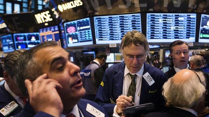 Aktienmarkt: Dow Jones erreicht neuen Rekord