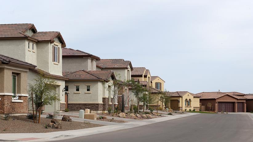 US-Immobilien: Amerika setzt wieder auf Betongeld