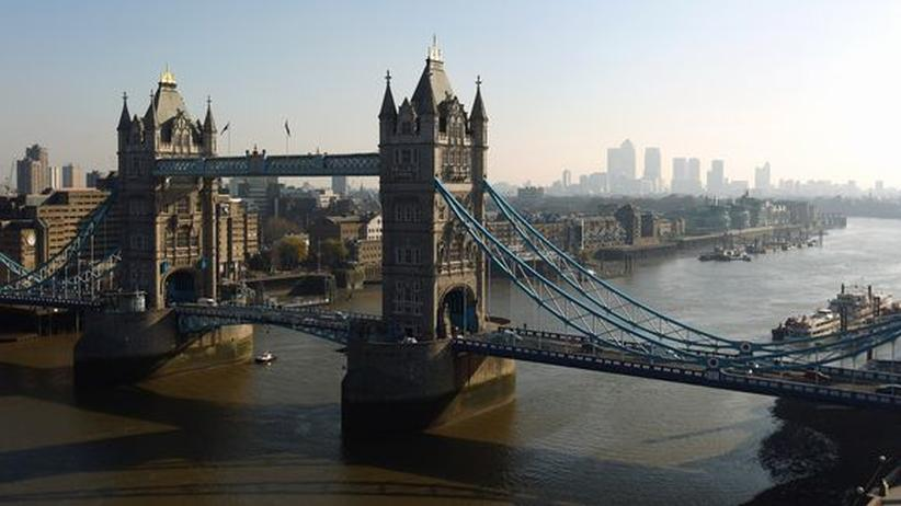Steueroasen: Die Spur führt nach London