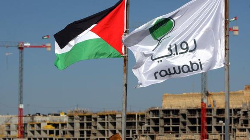 Wirtschaftskrise: Der Boom des Westjordanlands war nur Illusion