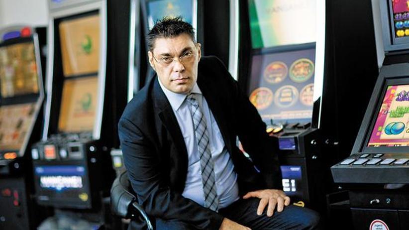 Glücksspielkonzern: Thomas Sochowsky hat sich dem Kampf gegen Novomatic verschrieben.
