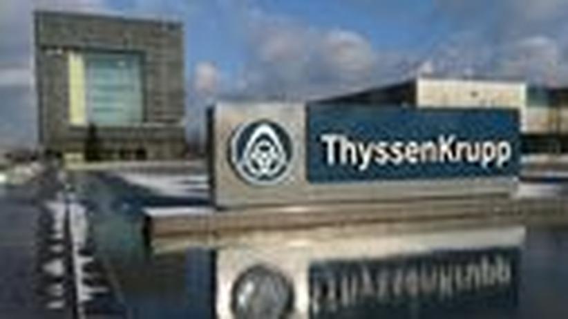 Stahlgeschäft: Wie Thyssen-Krupp Milliarden versenkte