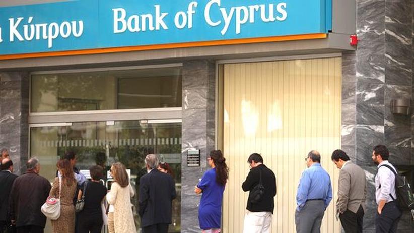 Schuldenkrise: Zyperns Finanzbedarf steigt auf 23 Milliarden Euro