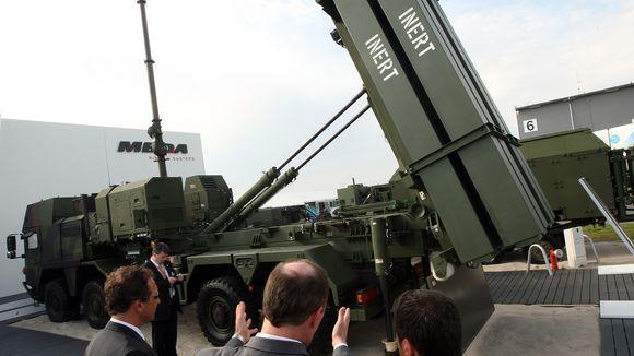 Raketenabwehrsystem MEADS
