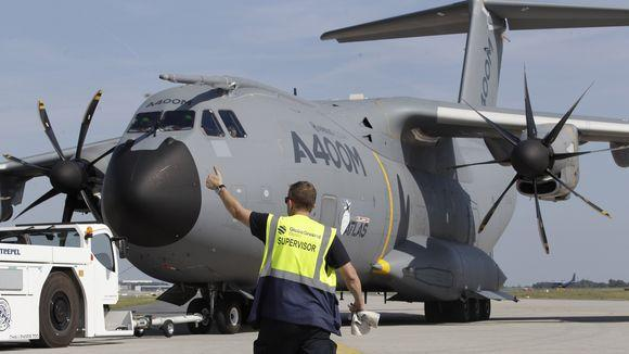 Airbus-Transporter A400M